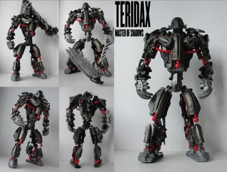 Makuta Teridax by Tails-N-Doll