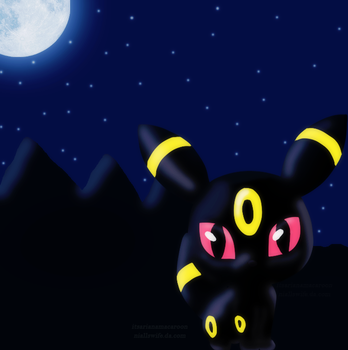 Umbreon by NiallsWife