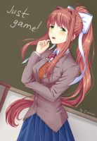 Just game! by Zialron