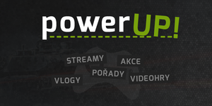 PowerUP! logo by Ingnition