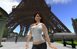 Verity in Paris by mmmbisto