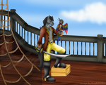 A Day in the Life -Cazal- by RoseSagae