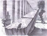 One-point Perspective by Xenogia