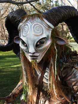 The Faun Cosplay by shinigami714