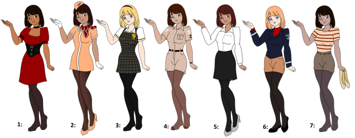 GFA girls by Soundwave3591