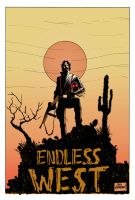 Endless West SDCC '11 Promo by letterbox2k1