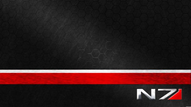 N7 Wallpaper by JessieReigne