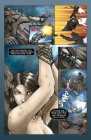 The Last Sheriff Issue 1 Pg9 by RecklessHero