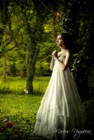 Girl in the forest by marcosnogueiracb