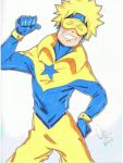 Naruto as Buster Gold by Oderaa