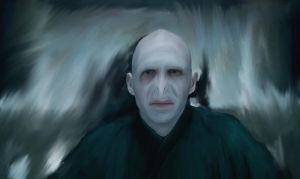 Lord Voldemort by lisong24kobe
