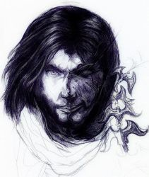 Prince of Persia by Merunit