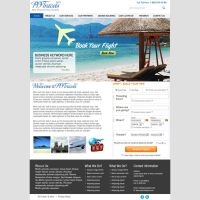 PD Travel Website by pakiboy
