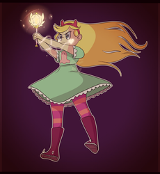 Star Butterfly by storyboos