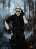 Wesker CVX HD by PaleVirus