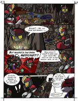 Mission 7: Of Knights and Pawns - Page 36 by CrimsonAngelofShadow