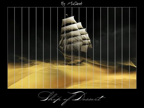 Ship of dessert 2 by moizs