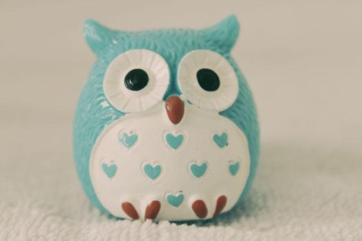 Owl Lipgloss by apparate