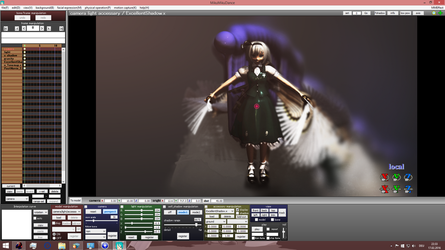 MMD Graphic Glitch by headstert