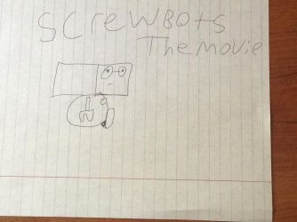 Screwbots- The Movie- Lexi by The-Fanartist1