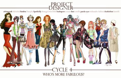 Project Designer Cycle 4 by cjrogers1993
