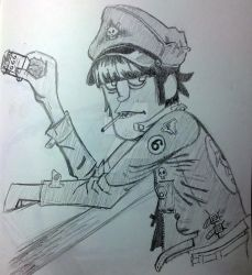 Murdoc by Morfeo-dreams