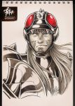 COPIC sketch 57 THOR by FranciscoETCHART