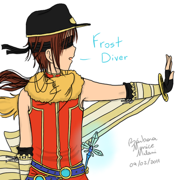 Frost Diver by saorikaiba-sora