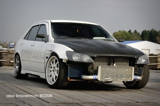Dirty Drift Altezza by braver-art