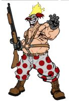 Sweet Tooth   Twisted Metal By Mikebowden by Kenkira