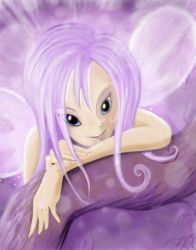 Purple Fairy by taralse