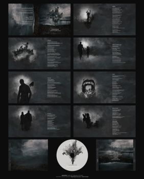 Lannon - Guide Me Through The Dark Layout by Amok-Studio