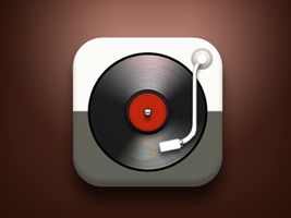 Music-Player by Icondesire