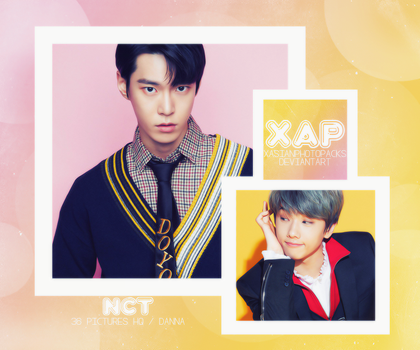 Photopack 2735 // NCT (Yearbook). by xAsianPhotopacks