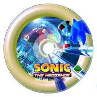 Sonic the Hedgehog Movie - DVD by RealSonicSpeed