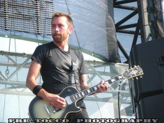 Rise Against live in Venice by FreTocco