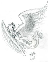 Gryphon by ButlerVicki