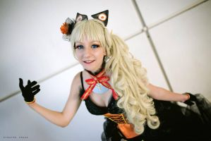 SeeU -fan art- by Saru-Cosplay
