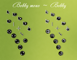 Bobby cursors 2 in 1 by tchiro