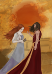 Darken and Jennsen Rahl: Take My Hand (Finished) by pristineungift