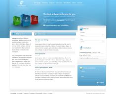 Easy Software layout by bliz