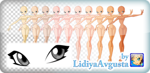 10 Mannequins-Enchantix_1 RAR - Download by LidiyaAvgusta