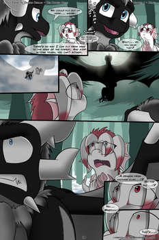 ATFtDR: The Broken Cycle - Home (Page 18) by Lyorenth-The-Dragon