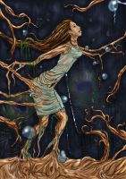 Imperfect Tree Woman by lil-Spanish-gurl