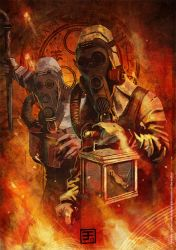 The Order - Silent Hill by Syrphin