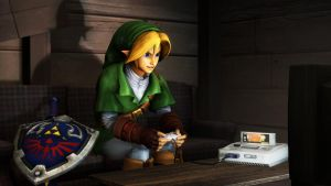 A Link to the Past by Kamixaqui