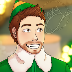 Merry Max by ProxyComics