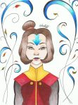 Jinora by sel-sketches