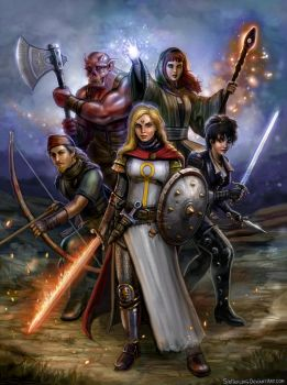 Ultima by SirTiefling