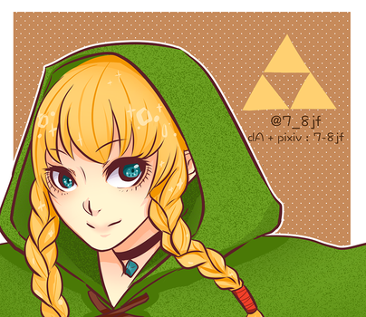 Linkle by 7-8jf